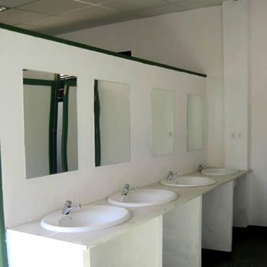 Módulo de baños